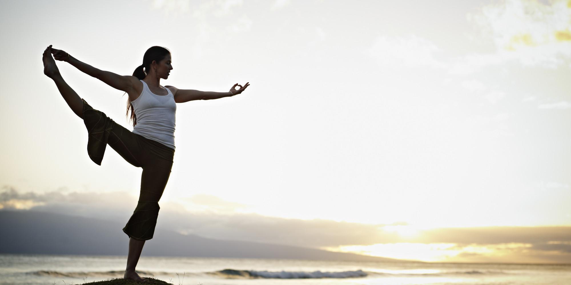 tumblr yoga