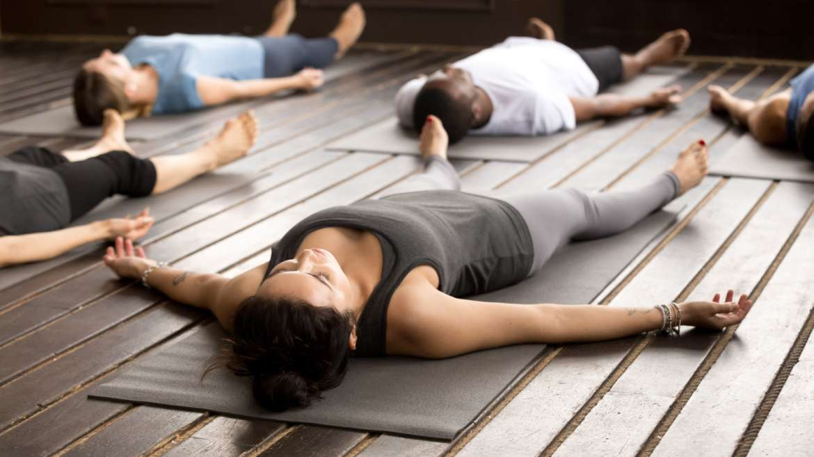 Savasana Meditation