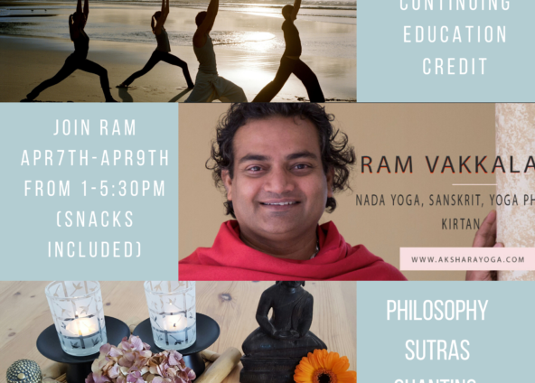 Join Our Yoga Philosophy Course