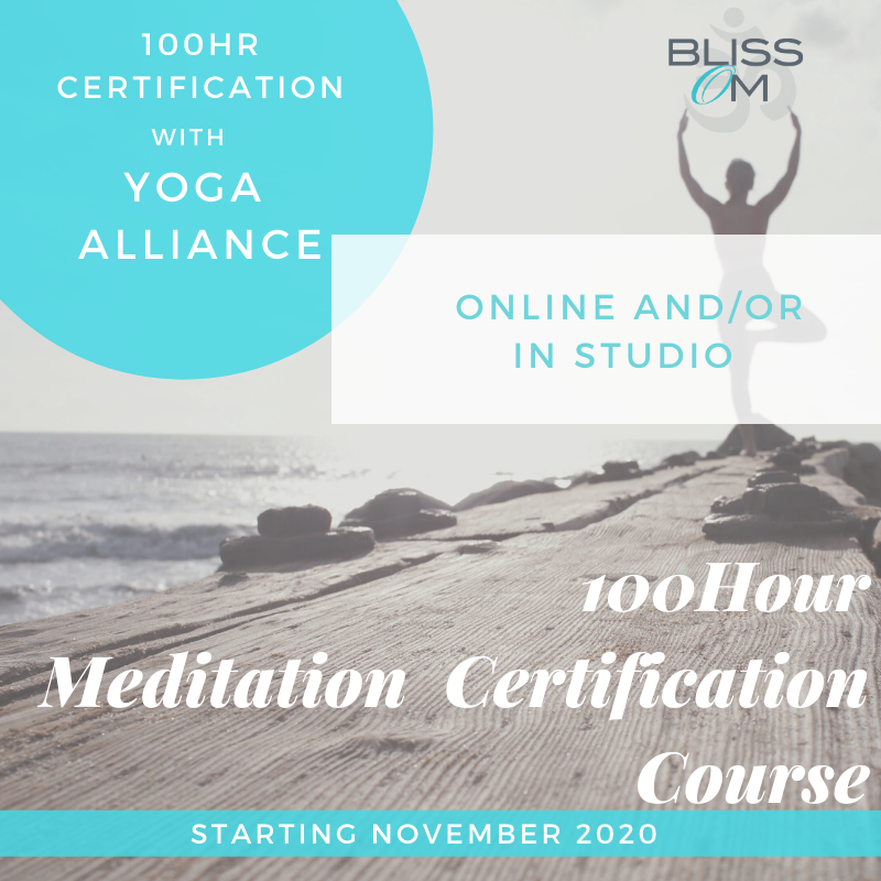 100HR Meditation Certification